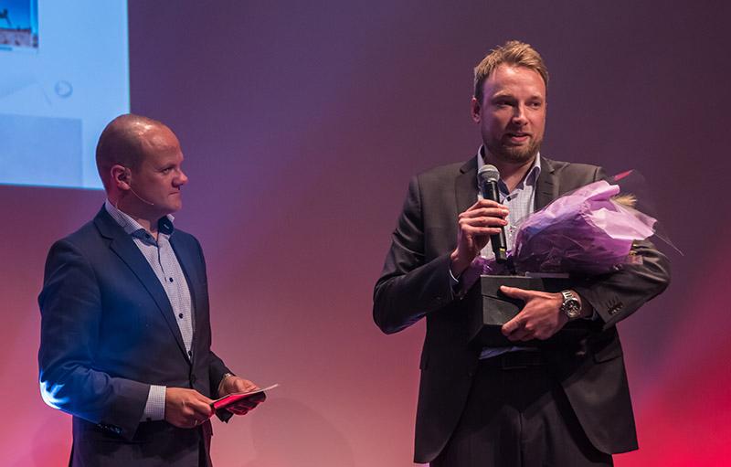 Øystein Ingdahl og Anders Korsen